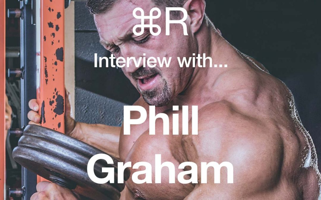 """""""How to Look, Feel and Perform better as a Diabetic"""" with Phil Graham Bsc, CISSN"""